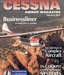Cessna Owner Magazine February 2021