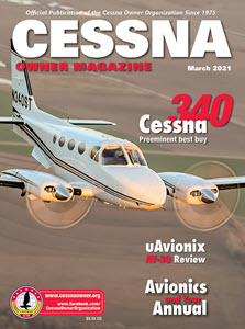 Cessna Owner Magazine March 2021
