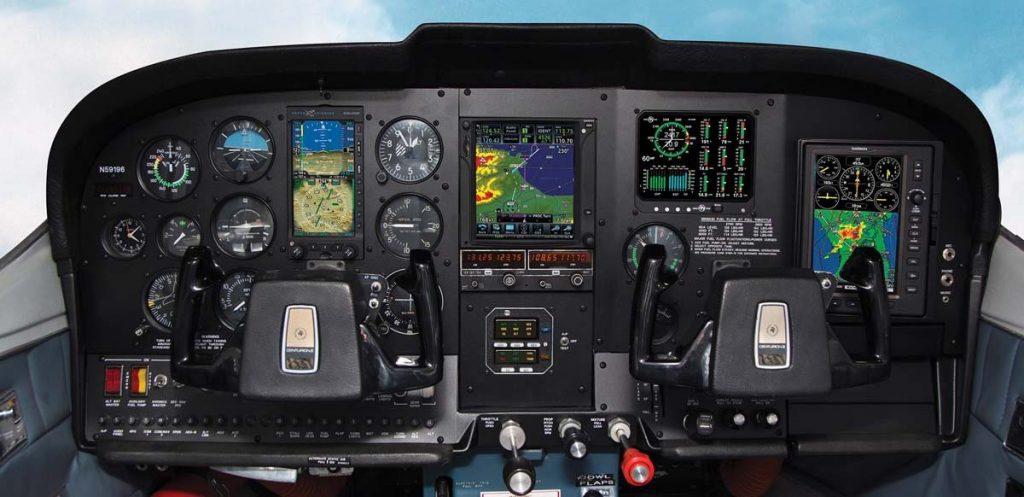 Cessna with JPI EDM-930