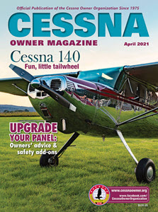 Cessna Owner Magazine April 2021