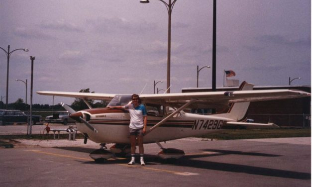 Half-Century Skyhawk: Member restores 172 for its 50th birthday