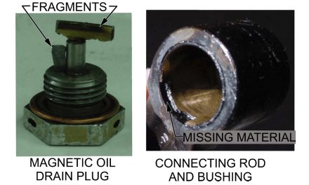 A&P/IA: Use Critical Service Bulletin CSB07-1A As a Guide to Better Oil Changes
