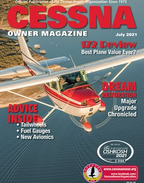 Cessna Owner Magazine July 2021