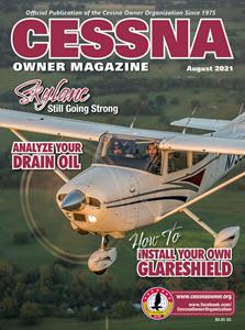 Cessna Owner Magazine August 2021