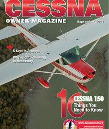 Cessna Owner Magazine September 2021