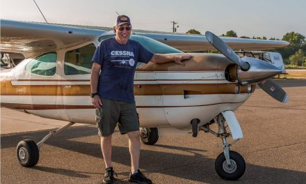 COO Member Dies in Plane Crash