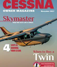 Cessna Owner Magazine November 2021